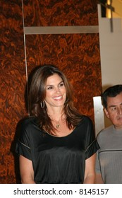 Cindy Crawford at the opening of the Moonstone Bar ans Sweetwater Saloon, Hard Rock Hotel San Diego.