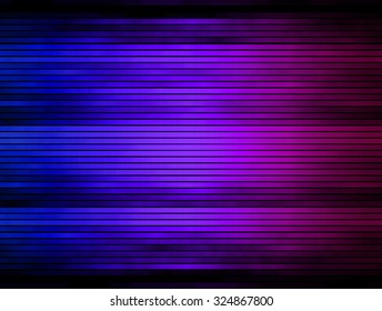 cinema screen for movie presentation. Light Abstract Technology background for computer graphic website internet and business. dark blue purple background. Pixel, mosaic, table.