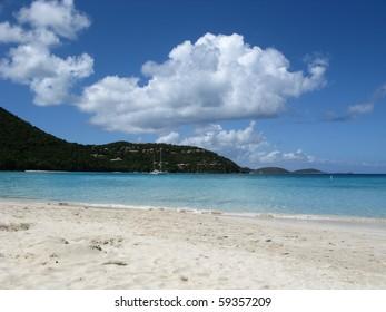Cinnamon Bay Beach St. John