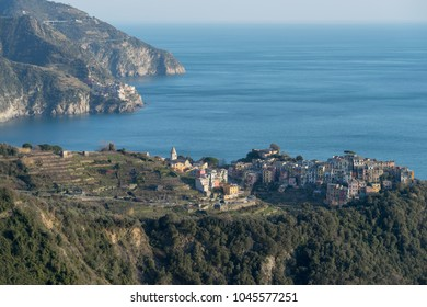 The Cinque Terre, Liguria region, Italian Riviera