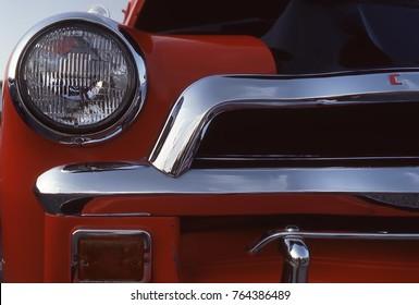 Similar Images, Stock Photos & Vectors of Tail Light