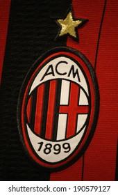 Ac Milan Logo Hd Stock Images Shutterstock