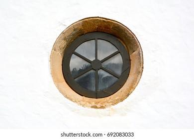 Circle window, Fuerteventura