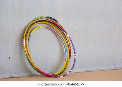 Circles for rhythmic gymnastics, hoop