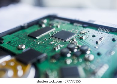 Circuit Board change the colors as you like