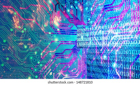 circuits background