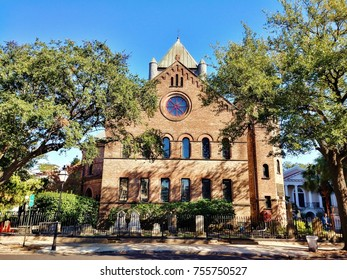 Circular Church, Charleston SC