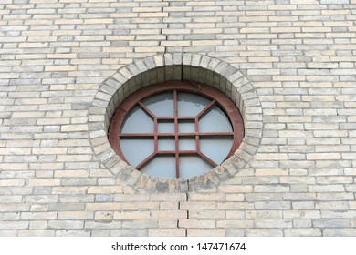 The circular window