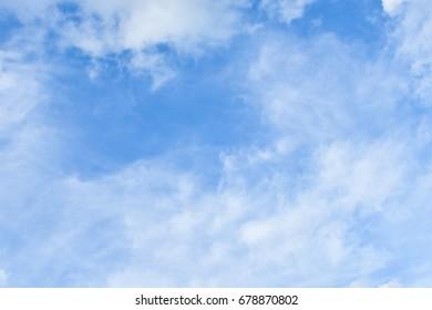 cirrus cloud.