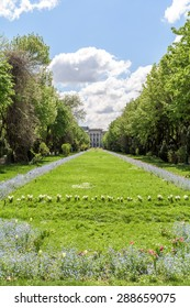 The Cismigiu Gardens (Parcul Cismigiu) is one of the largest and most beautiful public parks in downtown Bucharest built in 1847.