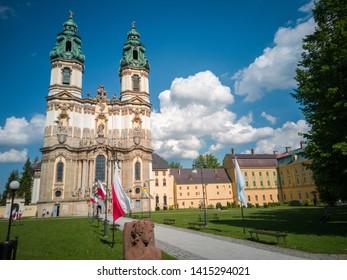 Krzeszów - Cistercian abbey, Lower Silesia, Poland