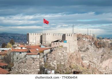 Citadel of Ankara -  Ankara, Turkey