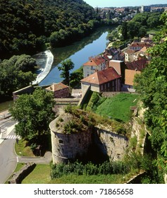 Citadel de Besancon, France, UNESCO World Heritage Site