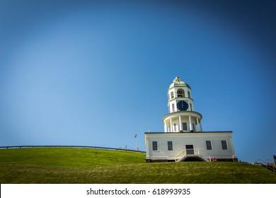 Citadel at Halifax, Nova Scotia, Canada