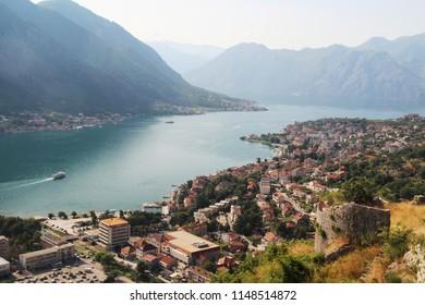 The Citadel in Kotor, Montenegro