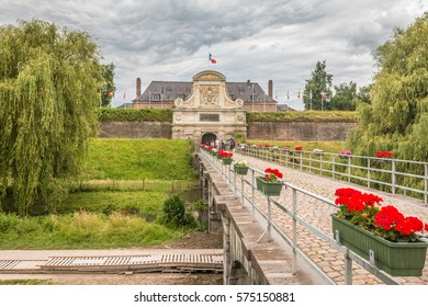 Citadel of Lille in France