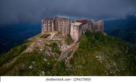 The Citadel in Milot, Haiti