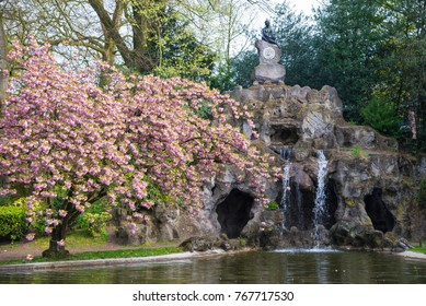 The Citadel Park is a park in the Belgian city of Ghent.