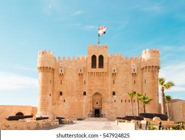 Citadel of Qaitbay - Alexandria, Egypt