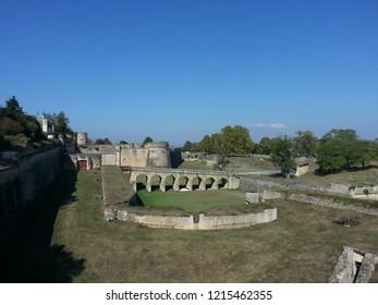 Citadel Vauban in Blaye France