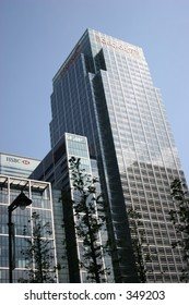 Citi Group, Canary Wharf, Docklands