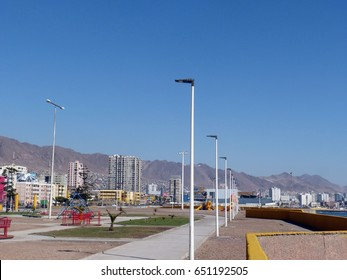 Cities of the Chilean coast, Antofagasta