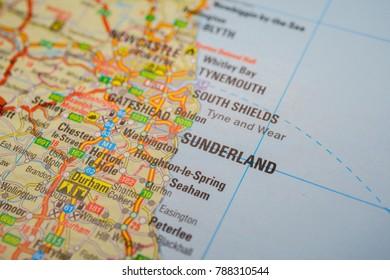 British Road Map Stock Images RoyaltyFree Images Vectors