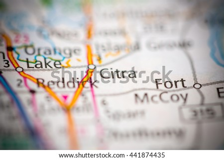 Citra Florida Usa Stock Photo Edit Now 441874435 Shutterstock