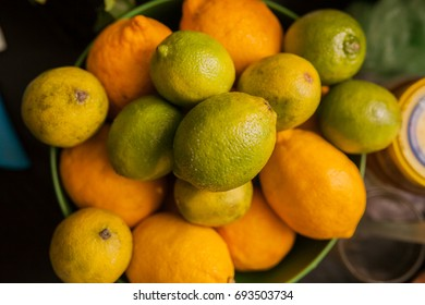 Citrus fruity