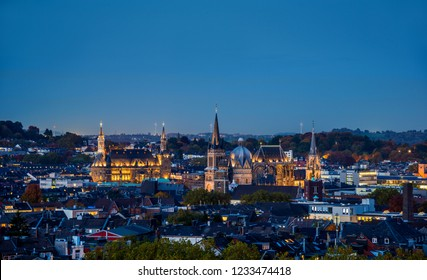 City of Aachen, Germany