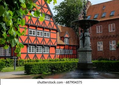 City of Aalborg, Denmark