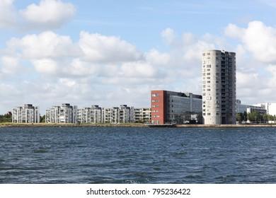 City of Aalborg in Denmark