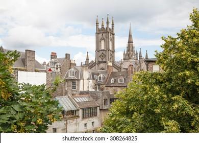 City of Aberdeen, Scotland