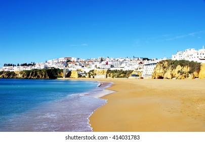 City of Albufeira,Algarve, Portugal