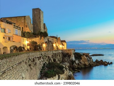 City of Antibes, south of France
