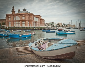 City Bari is port and also the capital of Apulia region, the province of Bari, located on the Adriatic coast of southern Italy.