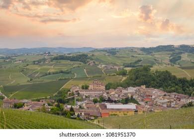 City of Barolo, Piedmont