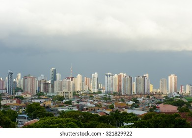 City of Belem do Para, north of Brazil