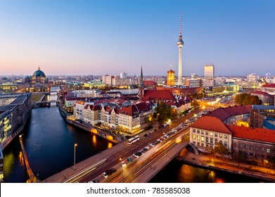 City of Berlin Germany
