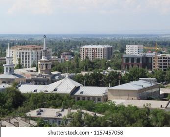 city Bishkek Kyrgyzstan capital