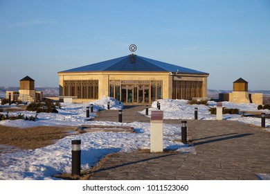 The city of Bolgar, Tatarstan.