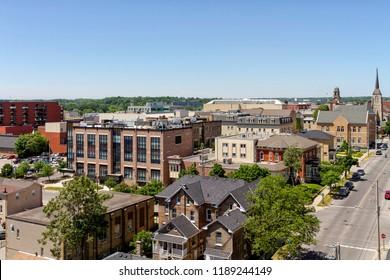 City of Brantford Cityscape - Ontario - Canada