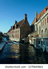 the city of Bruges, Belgium