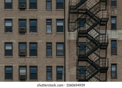City Building in Sunlight