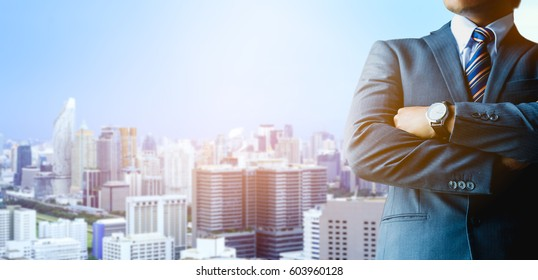 City of Businessmen and Investors