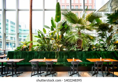 city cafe in Environment theme