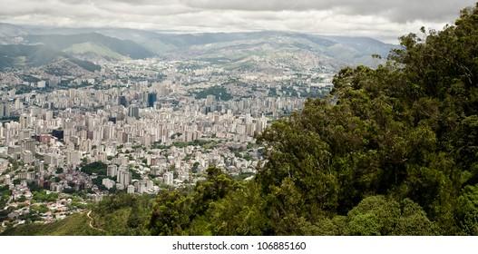 City of Caracas view