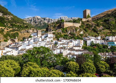 City Of Cazorla And Yedra Castle - Cazorla, Jaen, Andalusia, Spain, Europe
