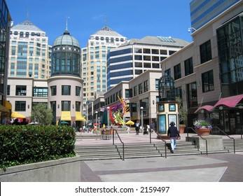 City Center, Oakland, California