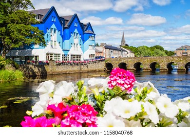 City centre of Sligo, County Galway, Ireland